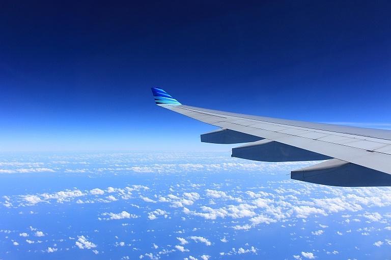 Zamisli WiFi u avionu!