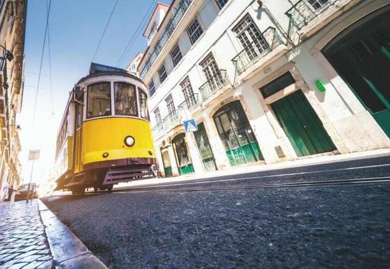 Putovanje u Lisabon