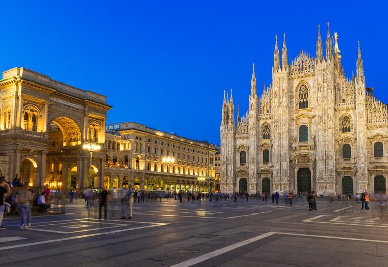 Putovanje u Milano
