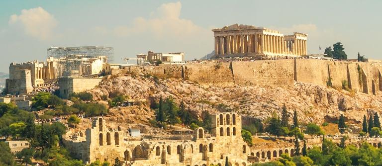 Putovanje u Atenu