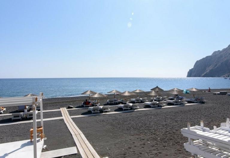 Santorini, Hotel Kamari Blu