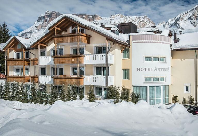 ALTA BADIA - Hotel Antines