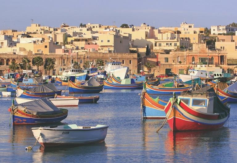 Malta, Hotel San Pawl