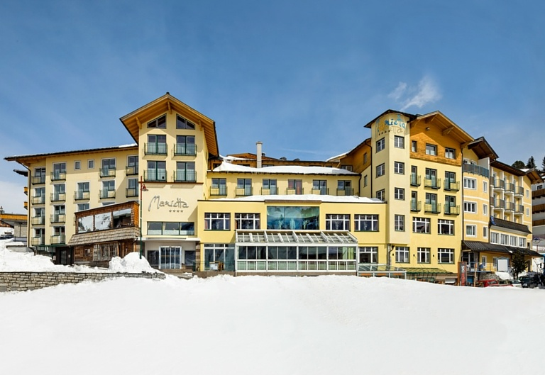 OBERTAUERN - Hotel Marietta