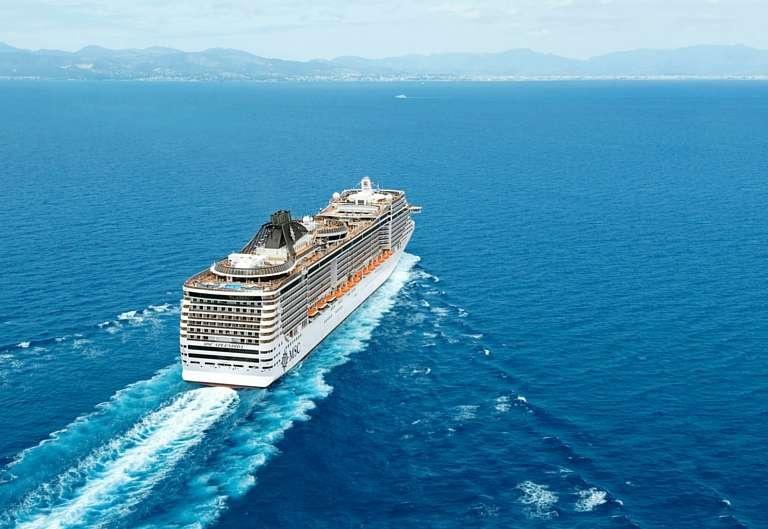 Krstarenje Mediteranom MSC