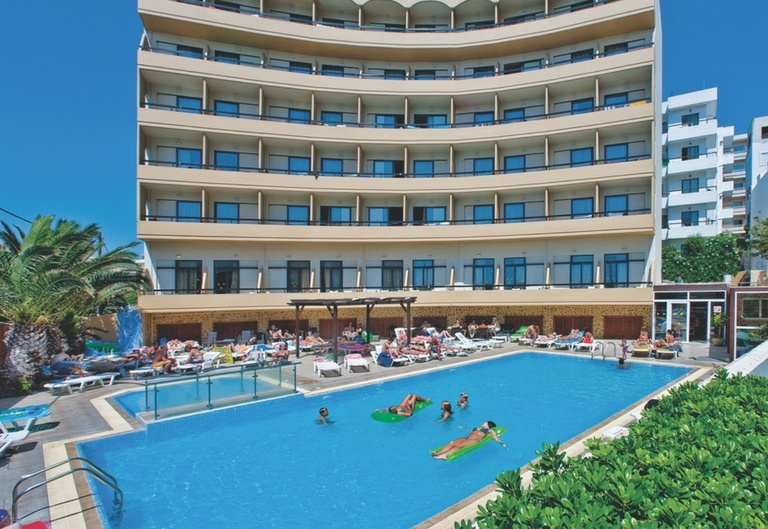 Rodos, Hotel Kipriotis