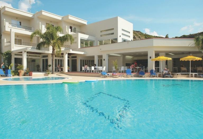 Rodos, Hotel Olympia Sun