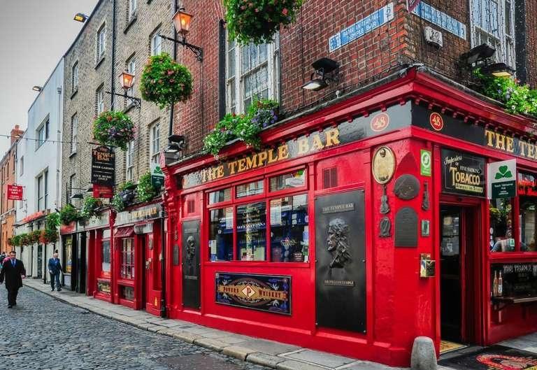 Vikend u Dublinu