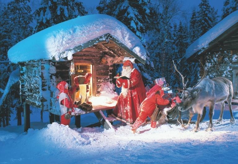 Advent u Rovaniemiju