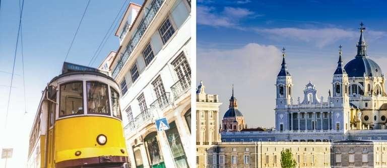 Putovanje u Portugal i Španjolsku