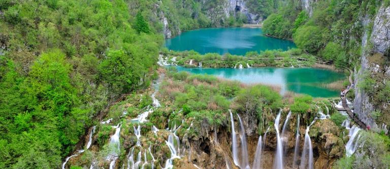 Plitvice Lakes & Rastoke
