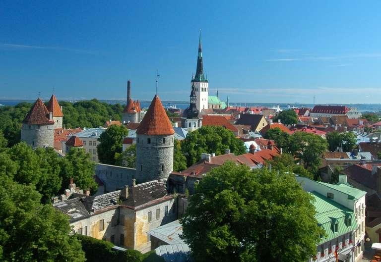 Putovanje u Tallinn