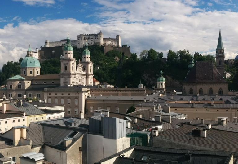 Salzburg i Austrijska jezera