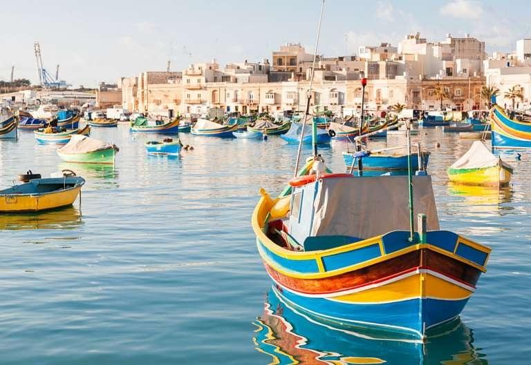 Putovanje na Maltu