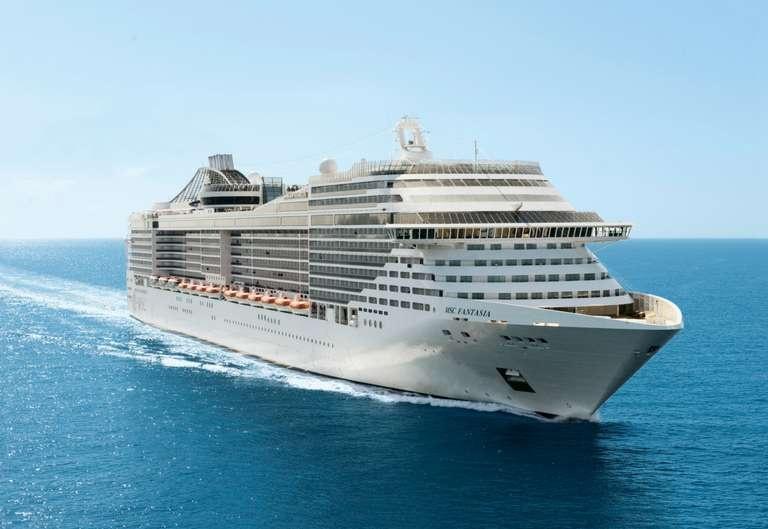 Krstarenje Dubai, UAE i Oman MSC