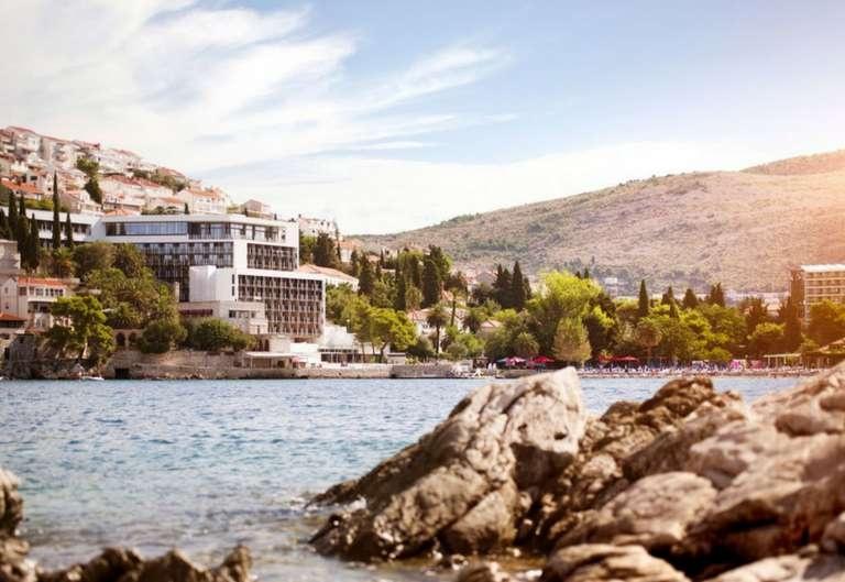 Dubrovnik, Hotel Kompas