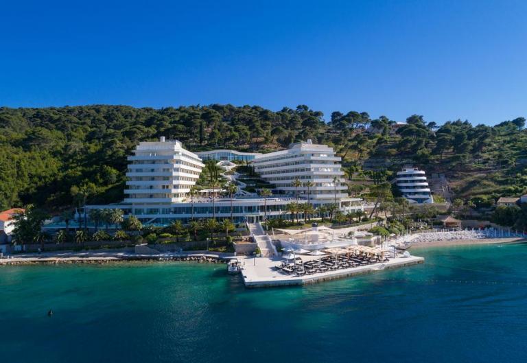 Hotel Lafodia Sea Resort 4* Lopud