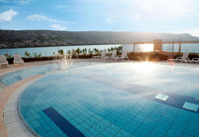Hotel Pagus - otok Pag