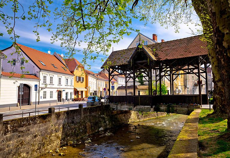 The City of Samobor