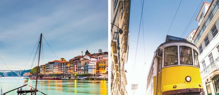 Putovanje Portugal