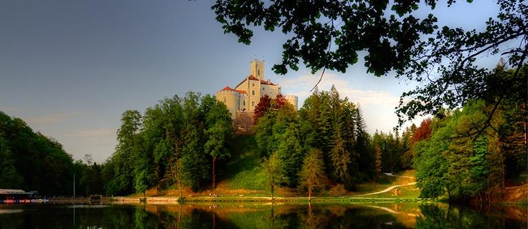 Krapina & Trakošćan Castle