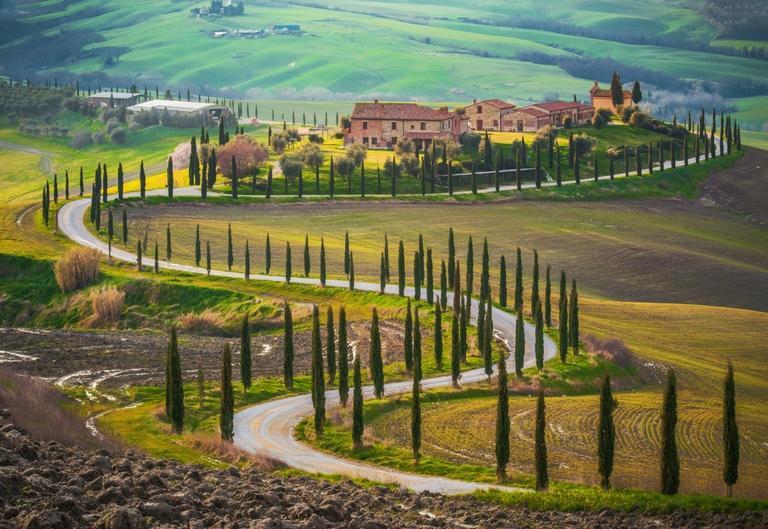 Toskanska čarolija  i Cinque Terre