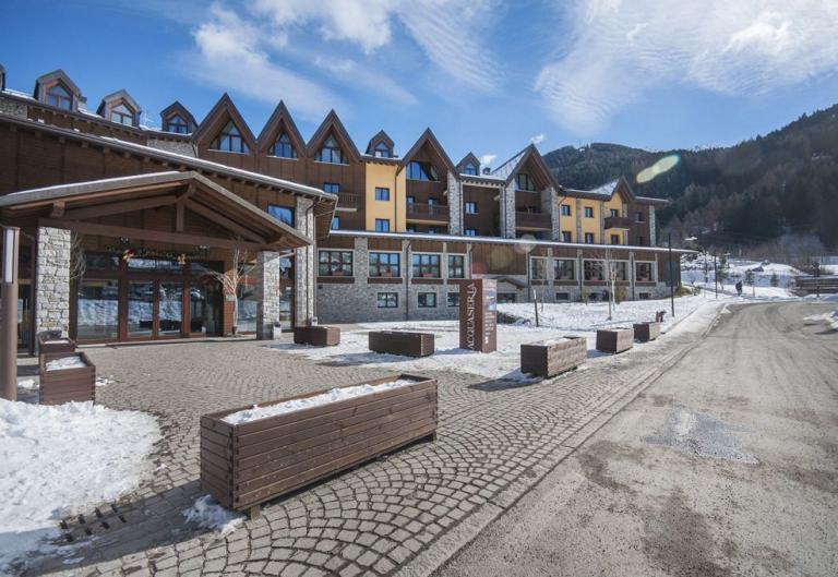 Ponte di Legno | Blu Hotel Acquaseria 4*