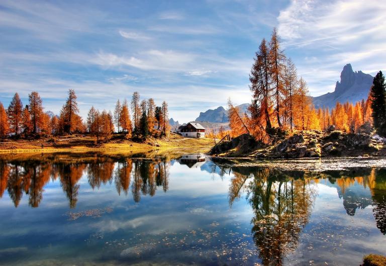 Dolomiti i Alpe