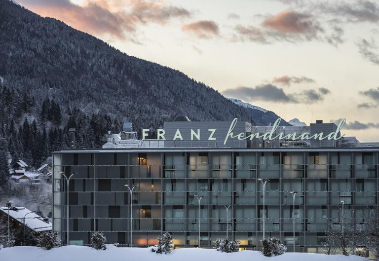 NASSFELD - Franz Ferdinand Mountain resort 3*