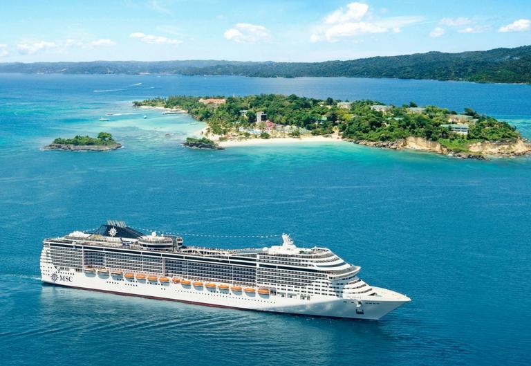 Krstarenje Karibima MSC