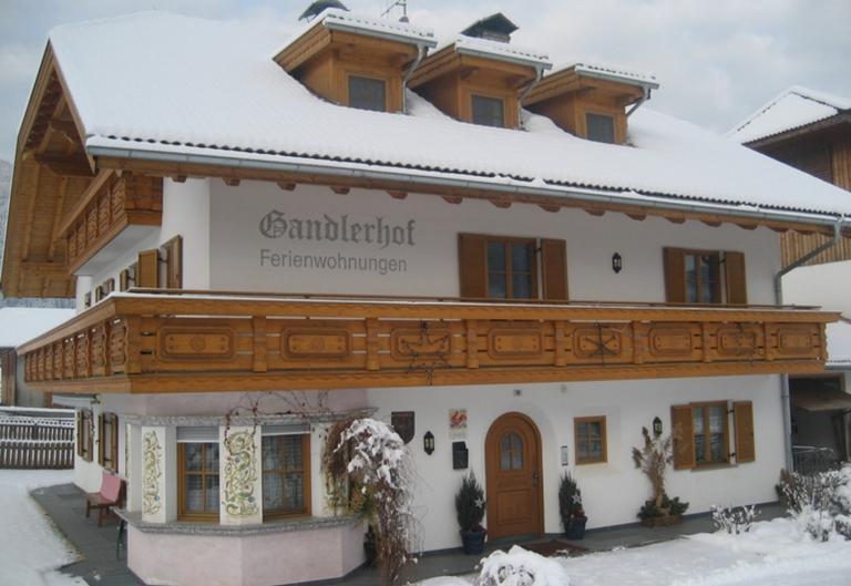 KRONPLATZ - Apartmani Gandlerhof
