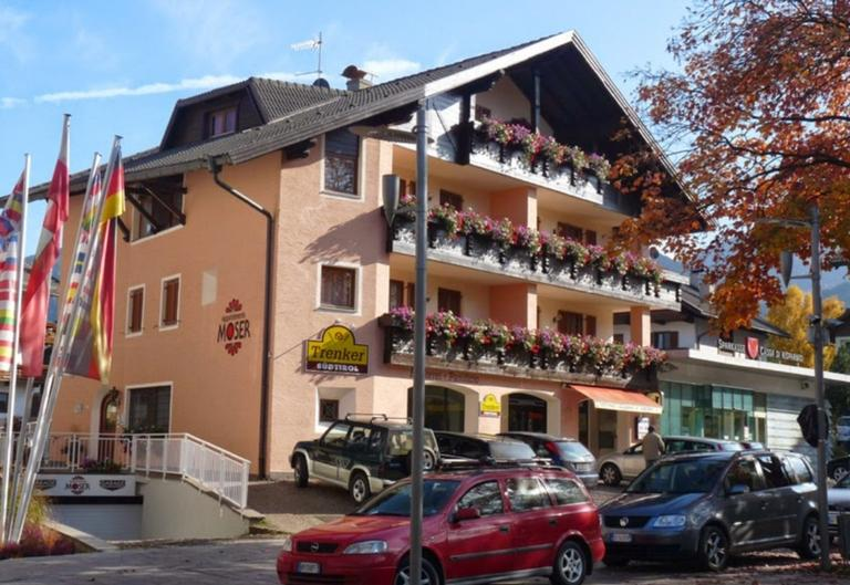 KRONPLATZ - Apartmani Moser