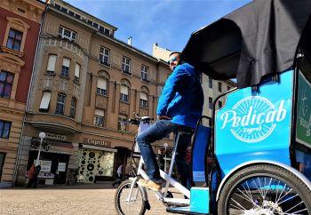 Isprobali smo zagrebačke e-rikše! + VOŽNJA GRATIS