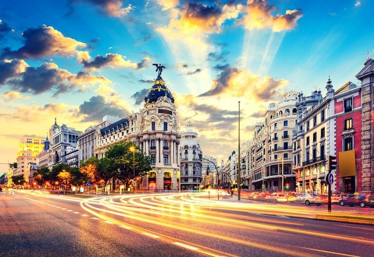 Madrid za Uskrs