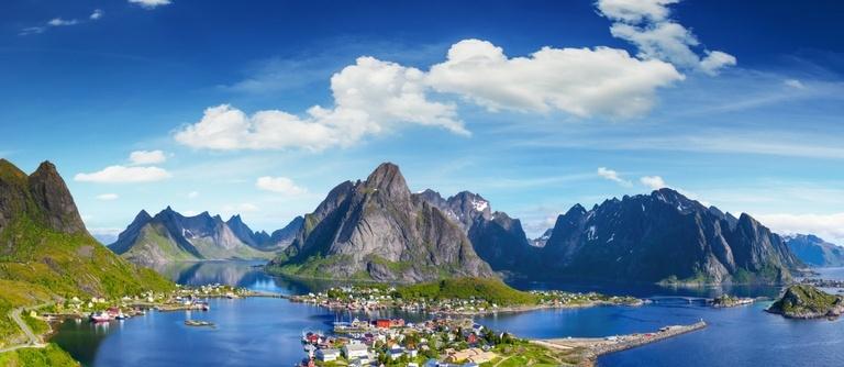 Oslo i čudesni Norveški fjordovi
