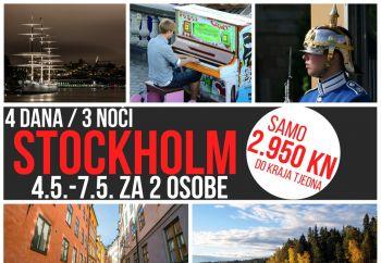 Mašta je besplatna: STOCKHOLM