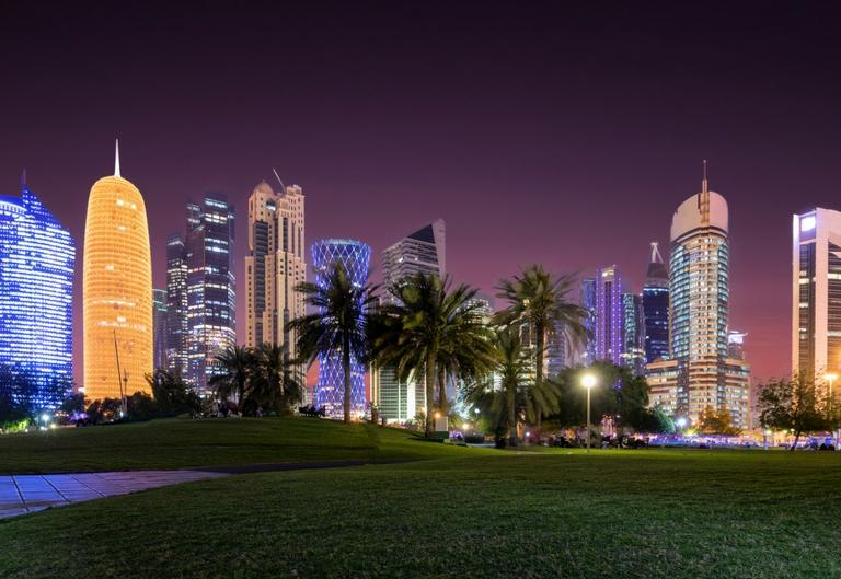 Doha City Stay