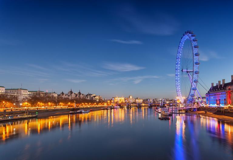 London - Nova Godina