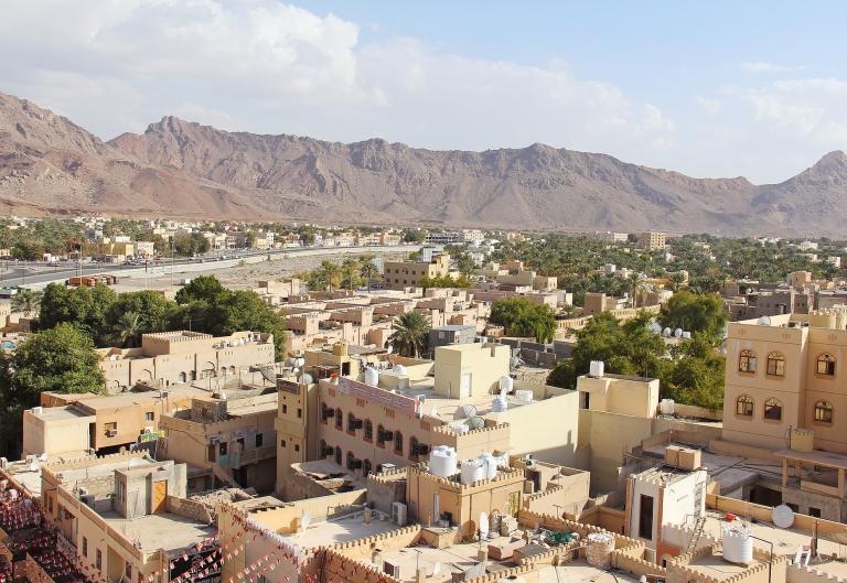 Oman -  NAJBOLJE ČUVANA ARAPSKA TAJNA