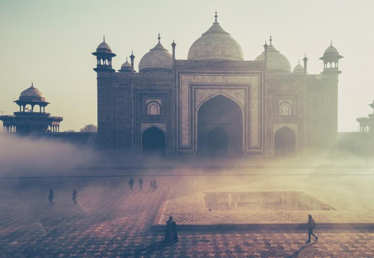 Indija - ZLATNI TROKUT