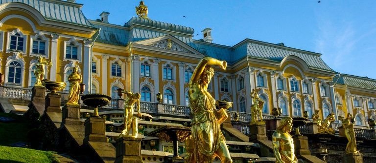 Rusija - ST. PETERSBURG I MOSKVA