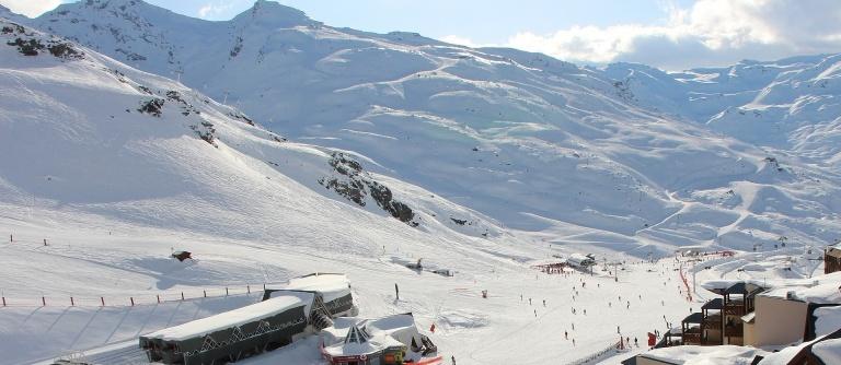 Otvorenje skijaške sezone - Val Thorens - Apartmani Residence Le Portillo