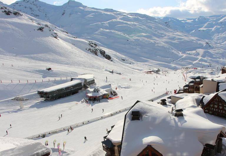 Otvorenje skijaške sezone - Val Thorens - Hotel Le Hameau du Kashmir