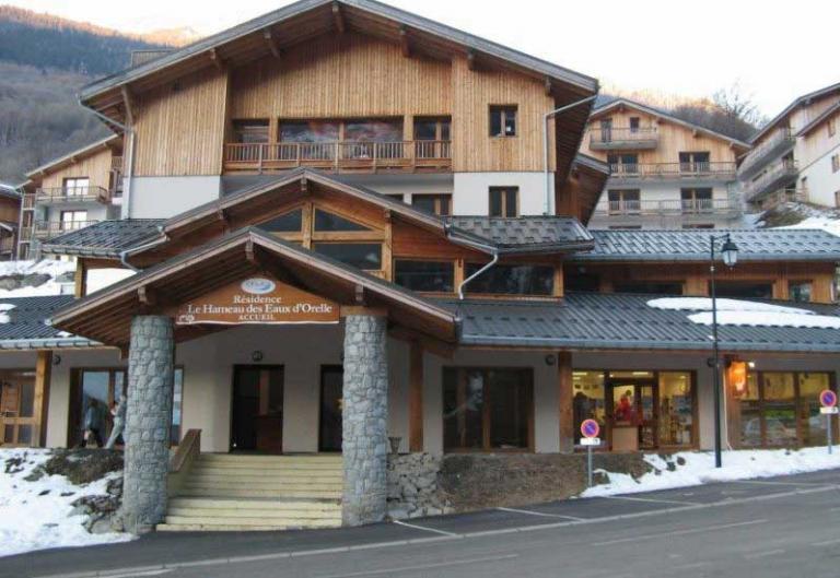 Val Thorens – Orelle | Residence Le Hameau des Eaux d'Orelle 3*