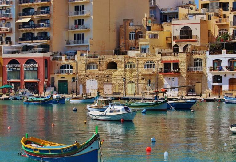 Nova Godina na Malti
