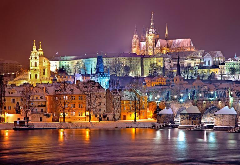 Advent i zimski praznici u Pragu
