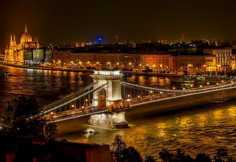 Budimpešta za advent i zimske praznike