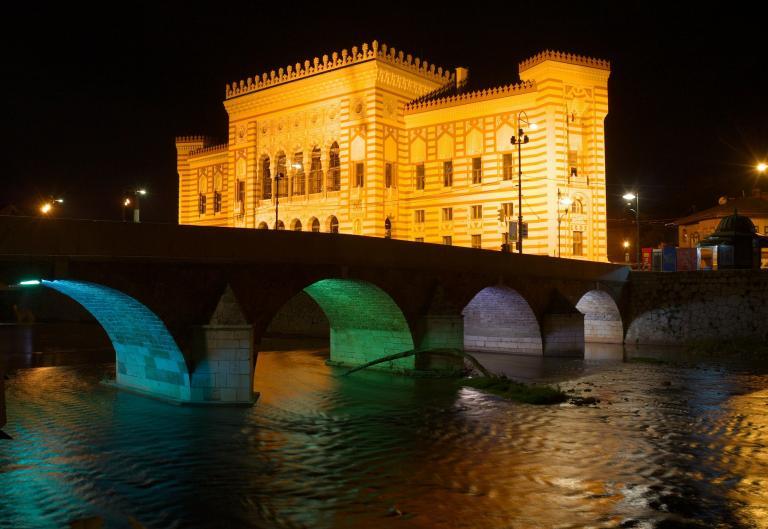 Sarajevo - zimska čarolija 2 dana