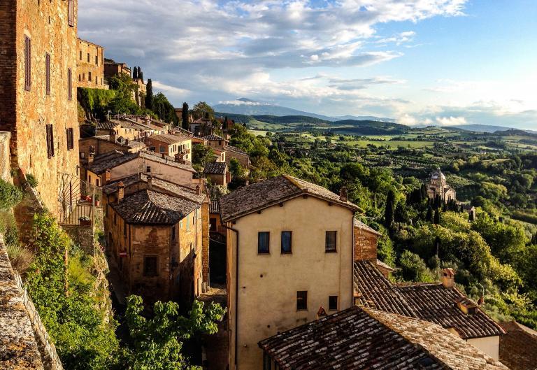 Toskana i Korzika