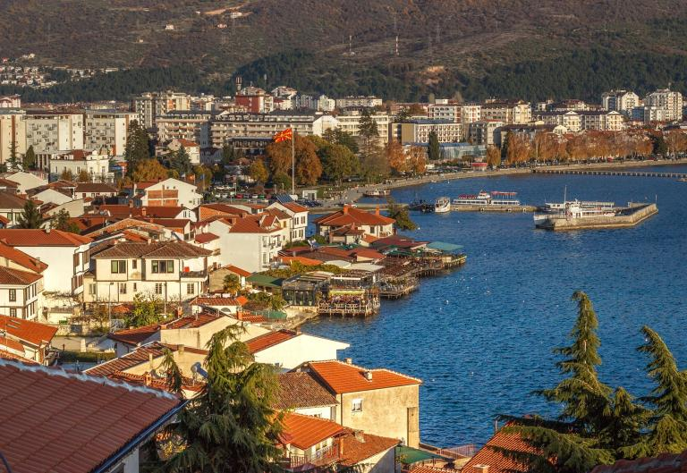 Makedonija, Albanija i Crna Gora